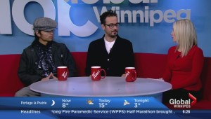 Symphonie Fantastique preview on Global News Morning